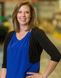 Christy Behnke : Marketing Coordinator