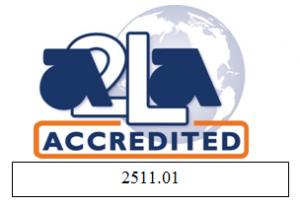 A2LA logo - A2LA accreditation