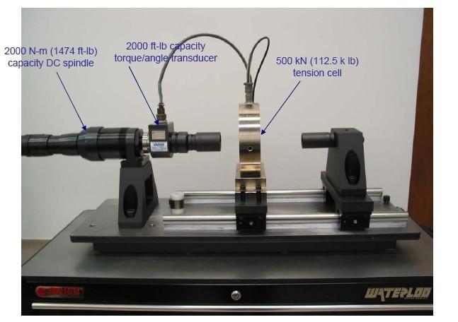 torque tension testing